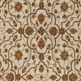 Surya Carrington CAR-1003 Beige Hand Tufted Area Rug Sample Swatch