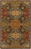 Surya Carrington CAR-1005 Olive Area Rug main image
