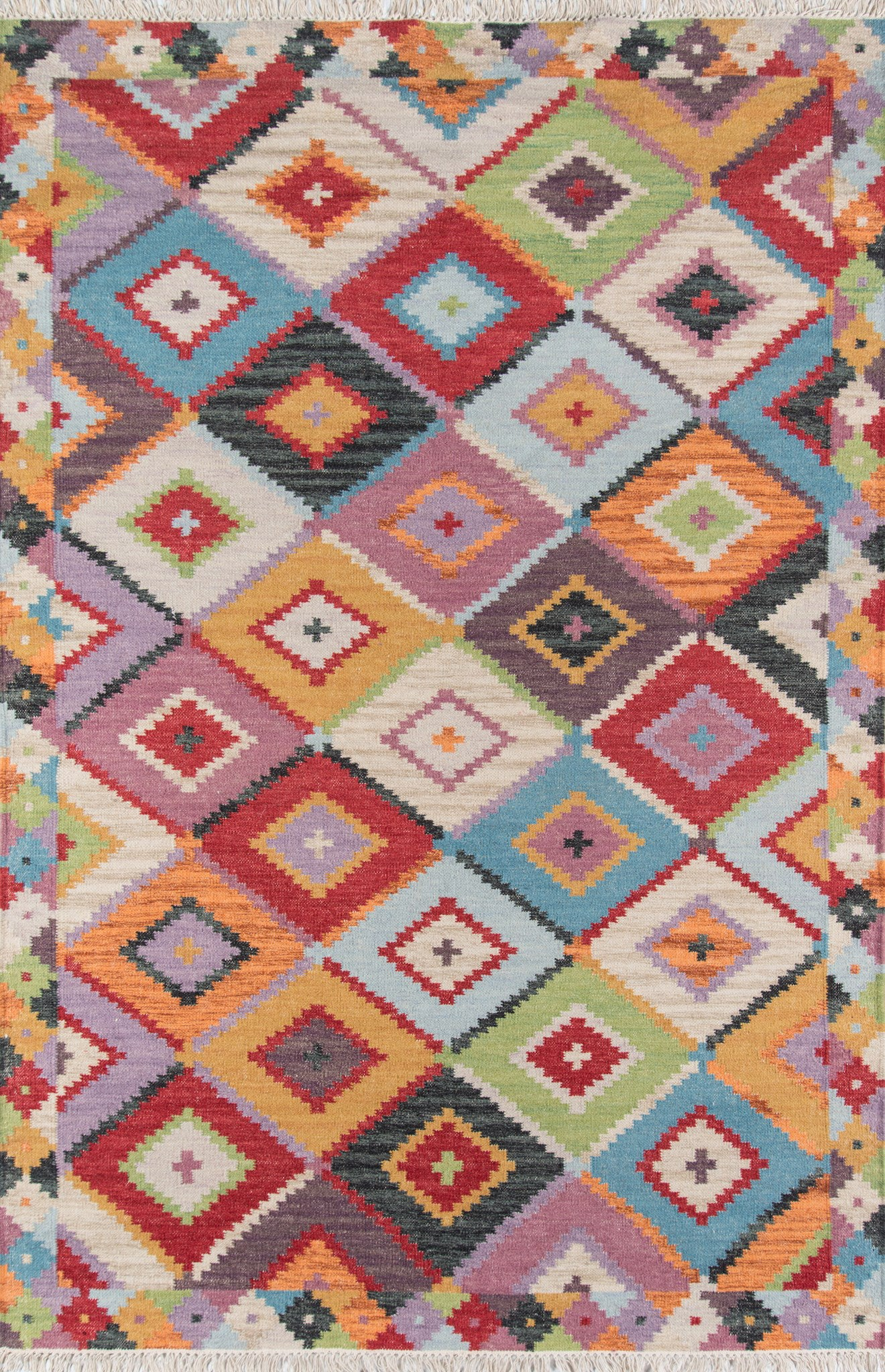 Momeni Caravan CAR-1 Multi Area Rug main image