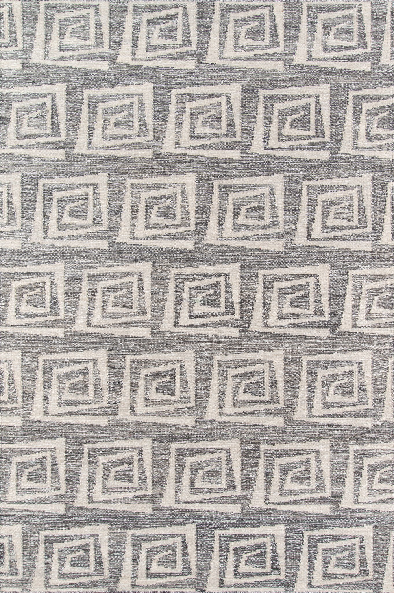 Momeni Caravan CAR-6 Grey Area Rug main image