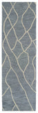 Kaleen Casablanca CAS03 Grey Area Rug Runner Shot