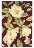 KAS Catalina 0760 Red Magnolia Hand Tufted Area Rug