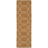 Surya Caynon CAY-7000 Tan Area Rug by Country Living 2'6'' x 8' Runner