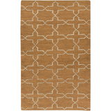 Surya Caynon CAY-7000 Tan Area Rug by Country Living 5' x 8'