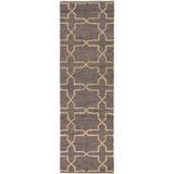 Surya Caynon CAY-7002 Taupe Area Rug by Country Living 2'6'' x 8' Runner