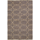 Surya Caynon CAY-7002 Taupe Area Rug by Country Living 5' x 8'