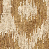 Surya Columbia CBA-101 Gold Hand Woven Area Rug Sample Swatch