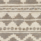 Surya Columbia CBA-122 Charcoal Hand Woven Area Rug Sample Swatch