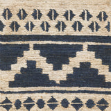 Surya Columbia CBA-128 Navy Area Rug Sample Swatch