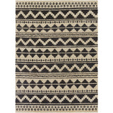 Surya Columbia CBA-130 Black Area Rug