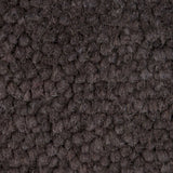 Surya Cambria CBR-8705 Charcoal Hand Woven Area Rug Sample Swatch