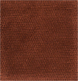 Surya Cambria CBR-8717 Rust Area Rug Sample Swatch