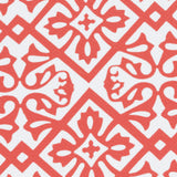 Surya Cape Cod CCD-1009 Coral Machine Loomed Area Rug Sample Swatch