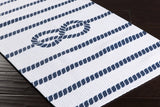 Surya Cape Cod CCD-1018 Navy Machine Loomed Area Rug Corner Shot