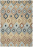 Rizzy Carrington CG4800 Ivory Area Rug