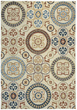 Rizzy Carrington CG4802 Ivory Area Rug
