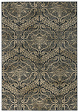 Rizzy Carrington CG4829 Black Area Rug