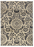 Rizzy Carrington CG4838 Ivory Area Rug