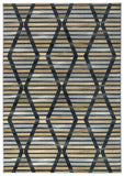 Rizzy Carrington CG4850 Black Area Rug