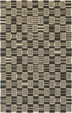 Artistic Weavers Congo Harriet Onyx Black/Beige Area Rug main image