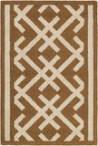 Artistic Weavers Congo Lynnie Burnt Orange/Ivory Area Rug main image