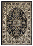 Rizzy Chateau CH4195 Black Area Rug