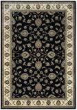 Rizzy Chateau CH4218 Black Area Rug