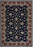 Rizzy Chateau CH4219 Black Area Rug