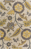 Surya Chapman Lane CHLN-9004 Lemon Area Rug by angelo:HOME 5' x 8'