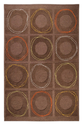 MAT Catena Circa Charcoal Area Rug main image
