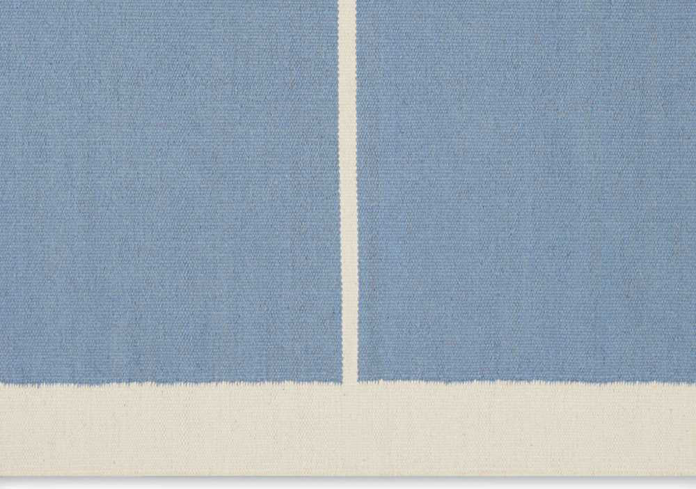 Calvin Klein Ck750 Nashville CK753 Light Blue/Ivory Area Rug main image