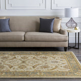 Surya Clifton CLF-1014 Beige Hand Tufted Area Rug Roomscene