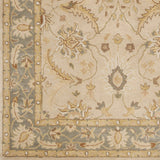 Surya Clifton CLF-1014 Beige Hand Tufted Area Rug Sample Swatch