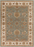 Surya Clifton CLF-1018 Slate Hand Tufted Area Rug 8' X 11'