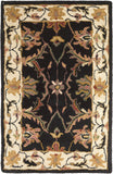 Surya Clifton CLF-1023 Black Area Rug 2' x 3'