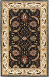 Surya Clifton CLF-1023 Black Area Rug 5' x 8'
