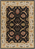 Surya Clifton CLF-1023 Black Area Rug 8' x 11'