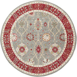 Surya Clifton CLF-1028 Moss Area Rug 8' Round