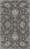 Surya Castello CLL-1002 Dark Brown Area Rug 5' X 7'6''