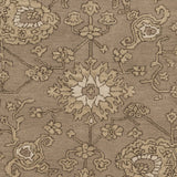Surya Castello CLL-1004 Taupe Hand Tufted Area Rug Sample Swatch