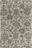Surya Castello CLL-1006 Medium Gray Area Rug 5' X 7'6''