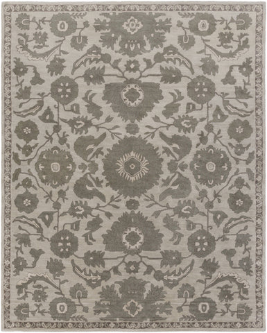 Surya Castello CLL-1007 Light Gray Area Rug main image