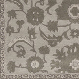 Surya Castello CLL-1007 Light Gray Hand Tufted Area Rug Sample Swatch