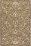 Surya Castello CLL-1009 Taupe Area Rug 5' X 7'6''