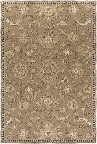 Surya Castello CLL-1009 Taupe Area Rug main image