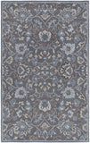 Castello CLL-1011 Gray Area Rug by Surya