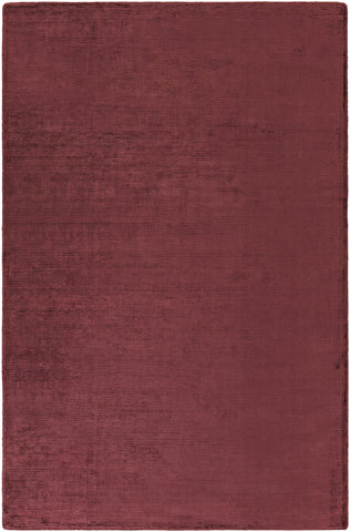 Artistic Weavers Charlotte Beverly Burgundy Area Rug main image