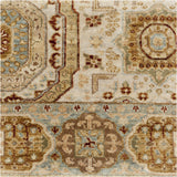 Surya Cambridge CMB-8001 Beige Hand Knotted Area Rug 16'' Sample Swatch