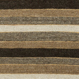 Surya Camel CME-2001 Chocolate Hand Woven Area Rug by Papilio Sample Swatch