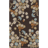 Surya Cannes CNS-5405 Chocolate Area Rug by Paule Marrot 5' x 8'